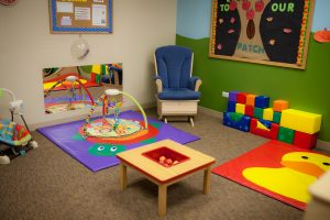 janitorial services at a daycare