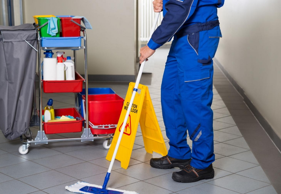 janitorial service cleaning company
