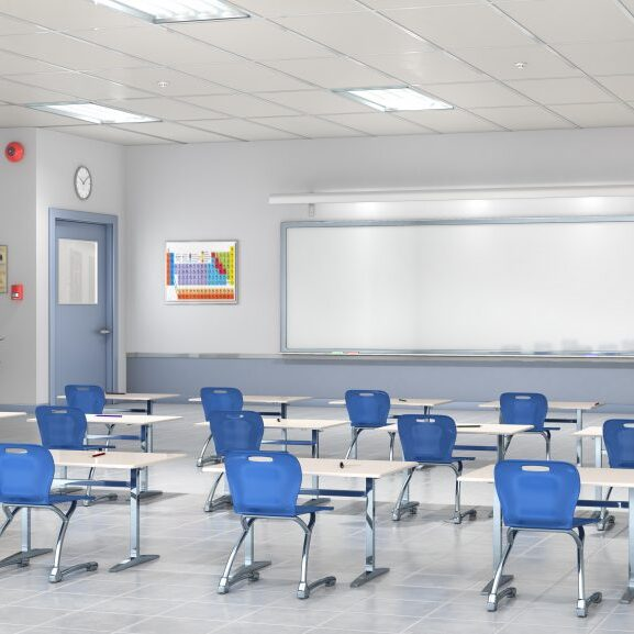 classroom cleaning
